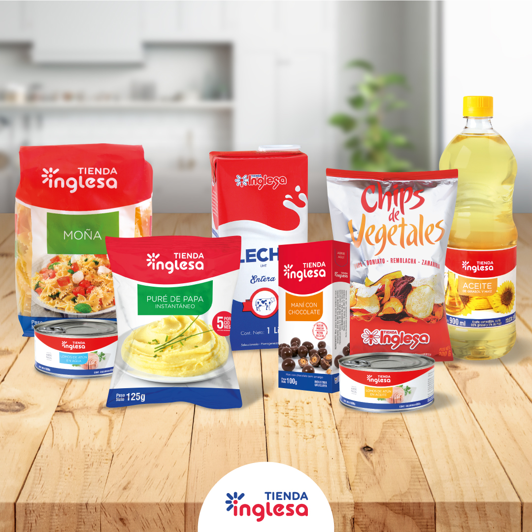 Tienda Inglesa brinda ofertas exclusivas en productos de marca propia