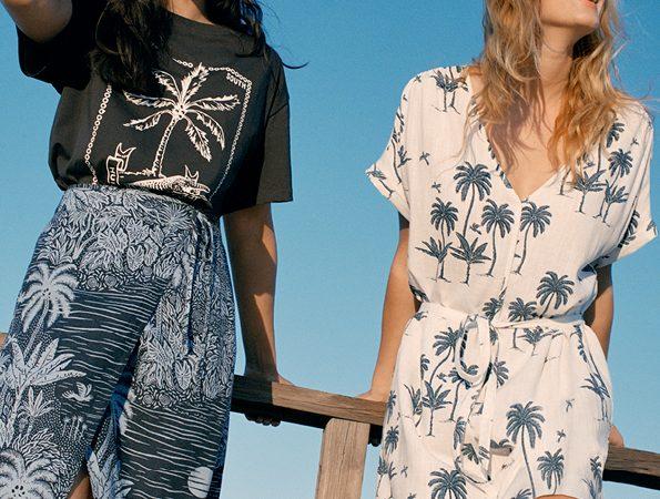 H&M colabora con la marca británica Desmond & Dempsey en cápsula para el verano