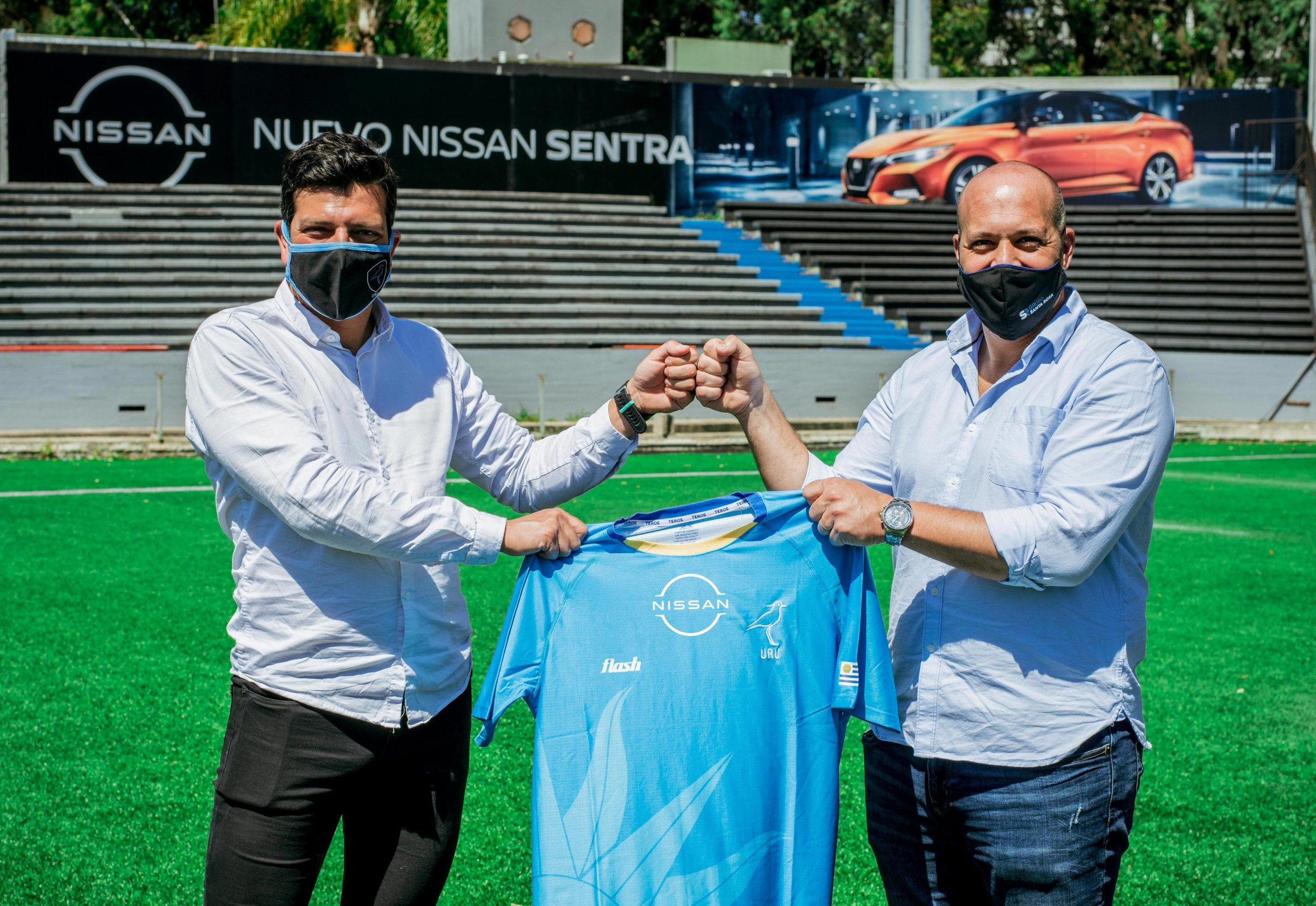 Nissan es el nuevo sponsor oficial de la Unión de Rugby del Uruguay