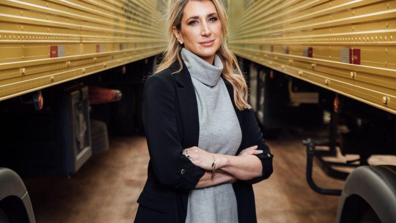 Virginia Staricco lanza emprendimiento logístico que beneficiará el comercio dentro del Mercosur