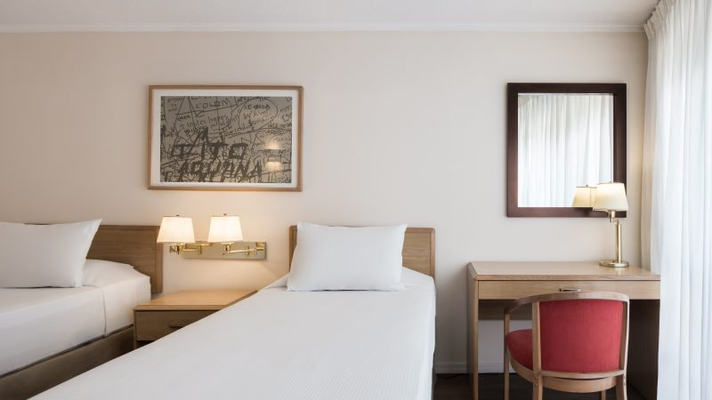 El hotel Days Inn ofrece alojamiento a médicos que lo requieran
