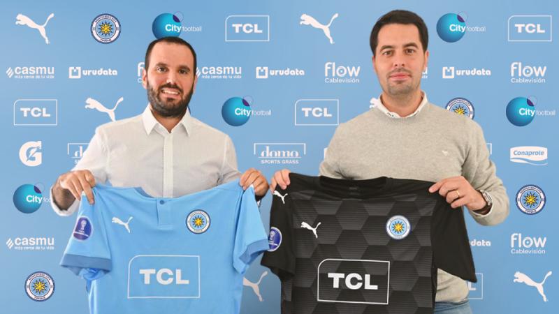 TCL, compañía líder en tecnología a nivel global, anuncia su alianza con Montevideo City Torque