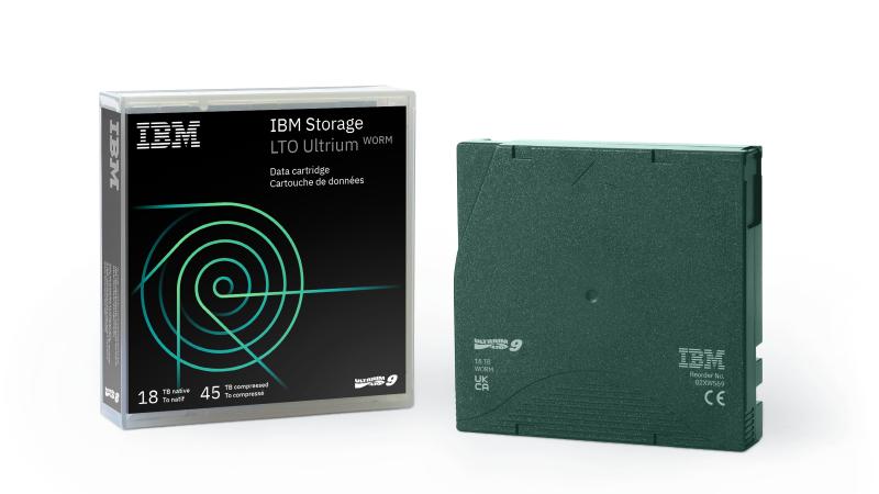 IBM lanza nuevas unidades de cinta LTO-9 con más densidad, desempeño y resiliencia
