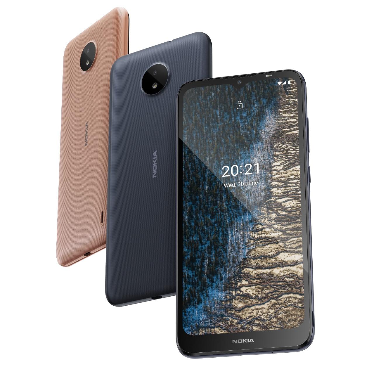 La nueva serie C de Nokia llega a Uruguay con calidad finlandesa y accesibilidad para todos