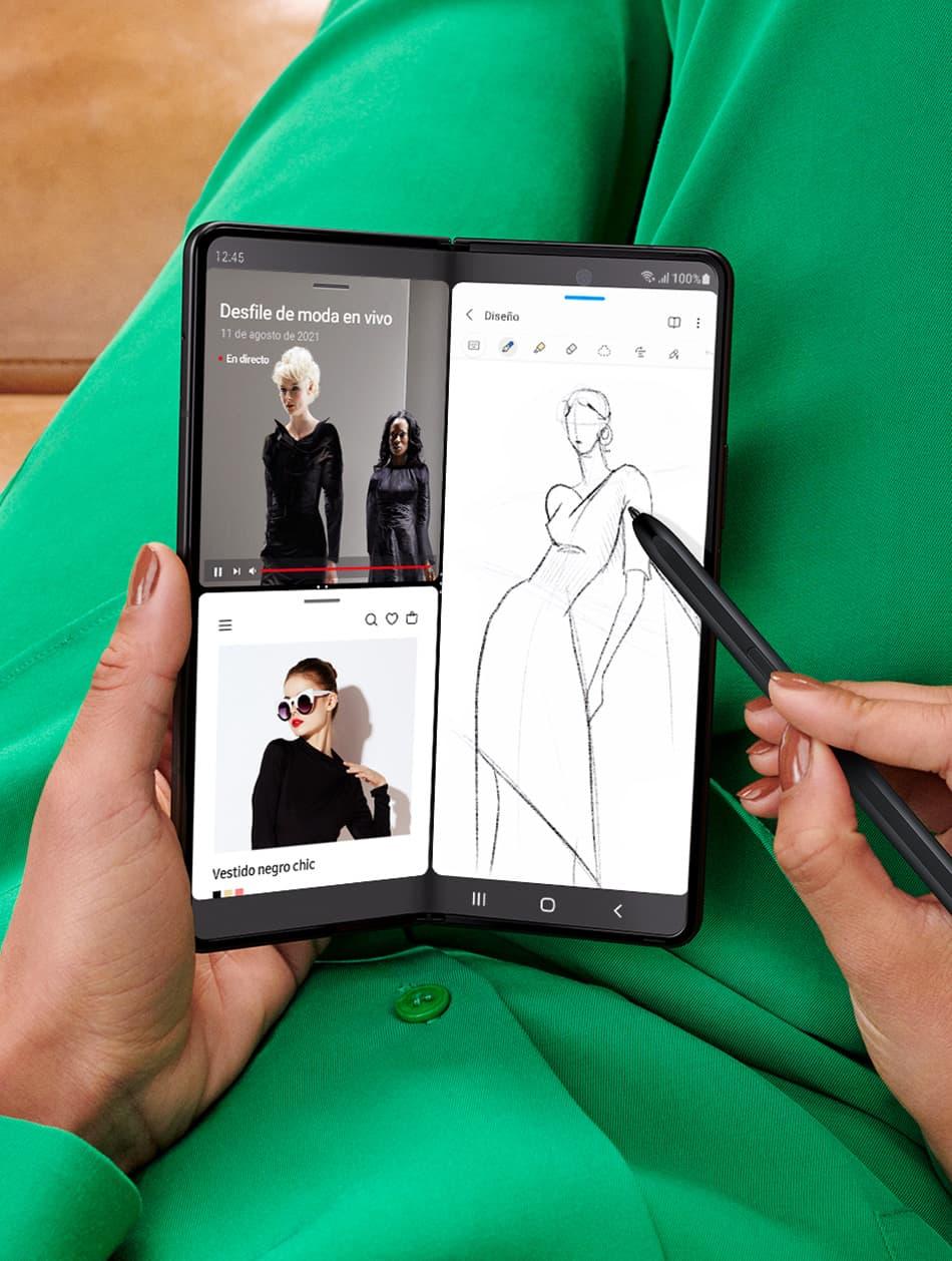 Galaxy Z Fold3 5G y Galaxy Z Flip3 5G: siete características que debés conocer